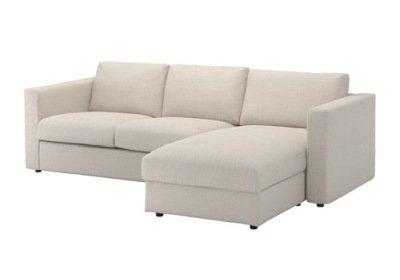 canapele cu sezlong